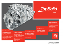TopSolid'Cam